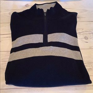 Tommy Hilfiger Zip Up Sweater